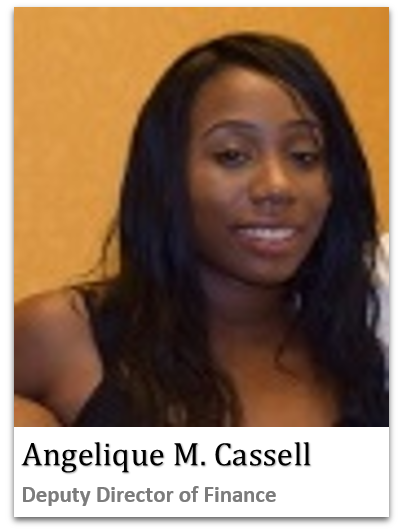 Angelique M. Cassell